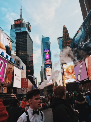 Swatiness_Instagrammed Locations_Times Square