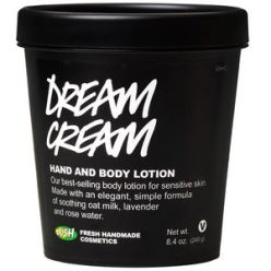Swatiness_Travel-Lush Dream Cream Body Lotion