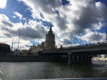 Swatiness_Moscow- Boat Cruise