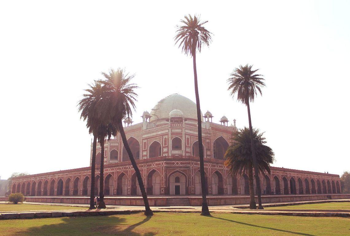 Swatiness+Humayun's tomb
