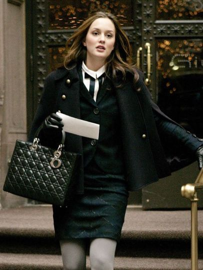 Blair Waldorfs Best Outfits From Gossip Girl Swatiness