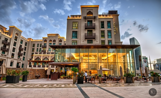 Swatiness_Dubai's Trendiest Places_Vida Downtown