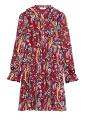 & Other Stories, Climbing Flower Mini Dress AED499