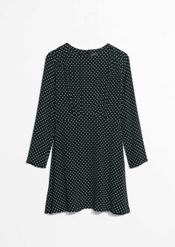 & Other Stories, Dots Mini Dress, AED 349