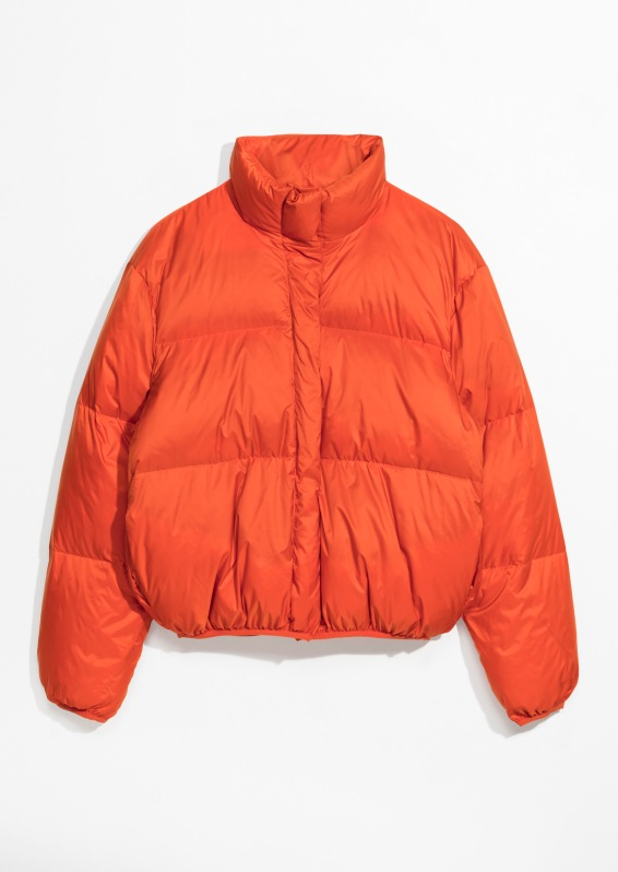 & Other Stories - Down Puffer Jacket AED 749