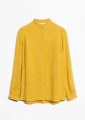 & Other Stories, Frill Neck Blouse AED 299
