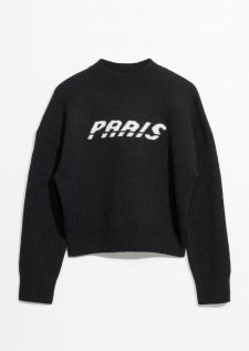 & Other Stories - Paris Sweater AED 349