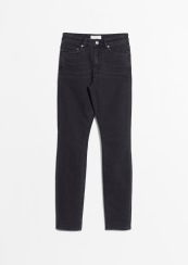 & Other Stories - Straight Fit Dark Wash Jeans AED 349