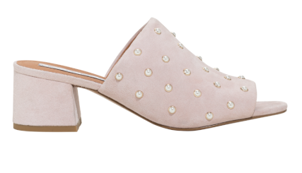 & Other Stories, Suede Sandalette Mult AED749