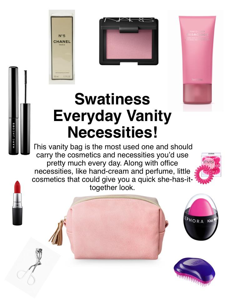 Swatiness- Travel Necessities 2