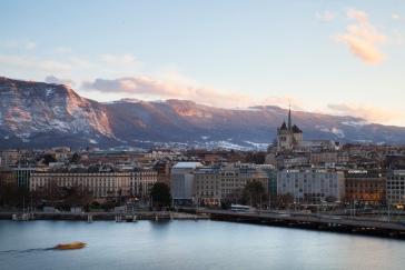 Beau-Rivage Genève, Duplexes View